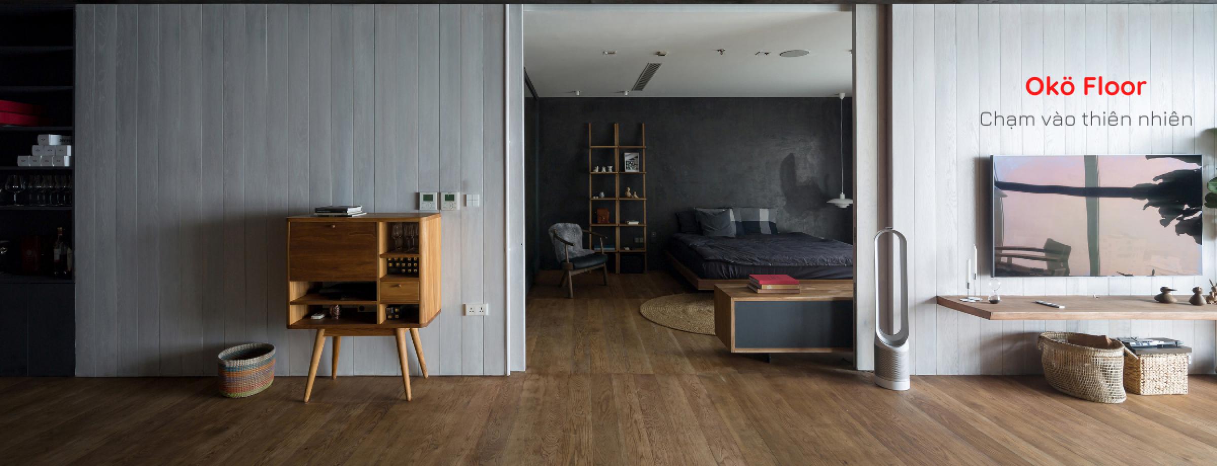 Sàn gỗ Okö Floor
