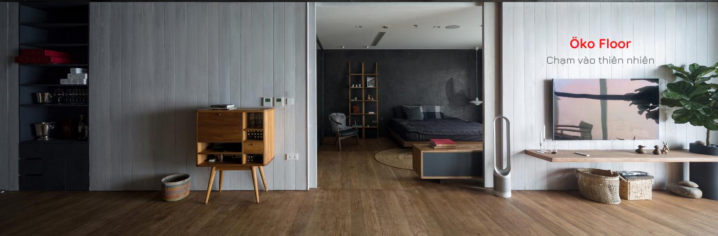 Sàn gỗ Öko floor