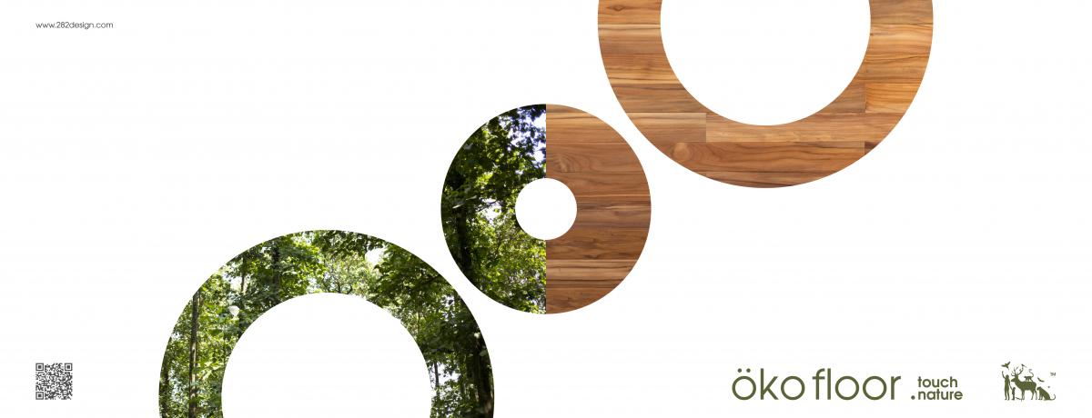 """Sàn gỗ Öko, """"bản ngã"""" yêu thương!"""
